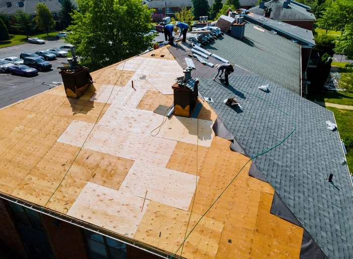 Roof Replacement Services in Fayetteville