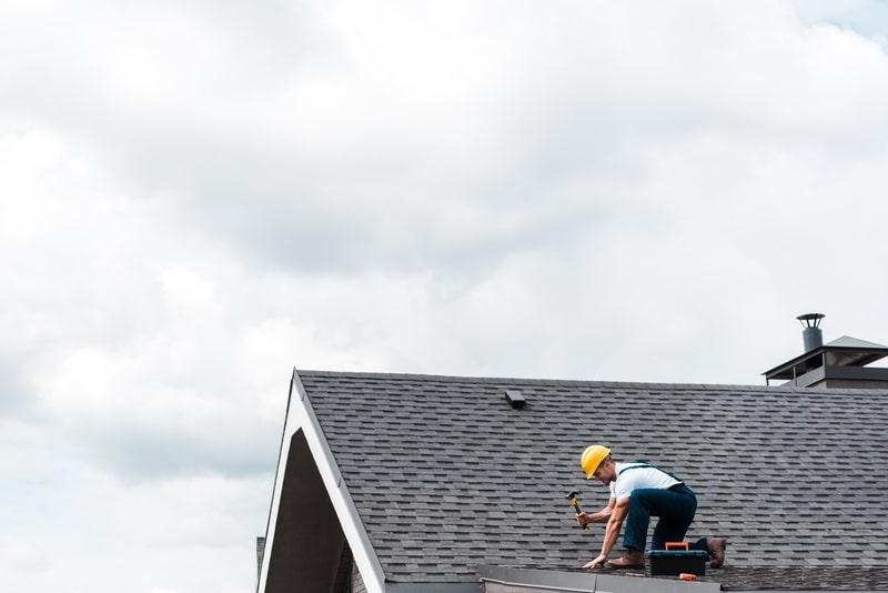 Roof Leak Repair in Fayetteville